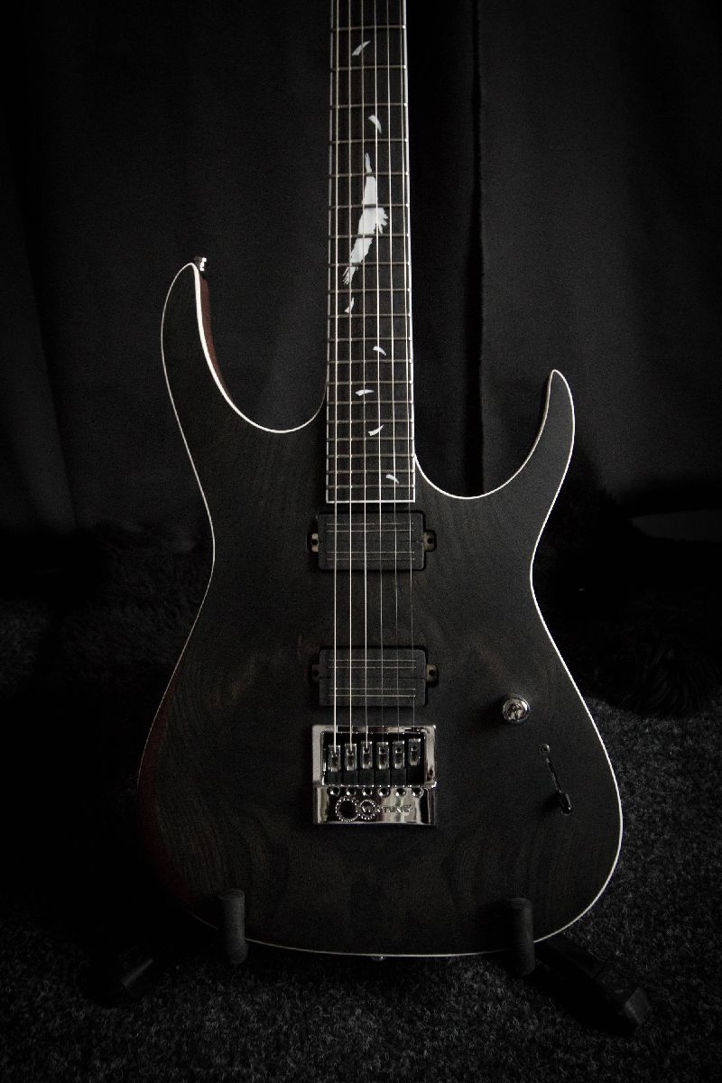 Black Predator 6 body with Evertune